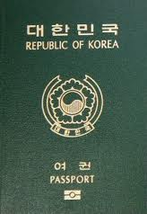 Korean Passport