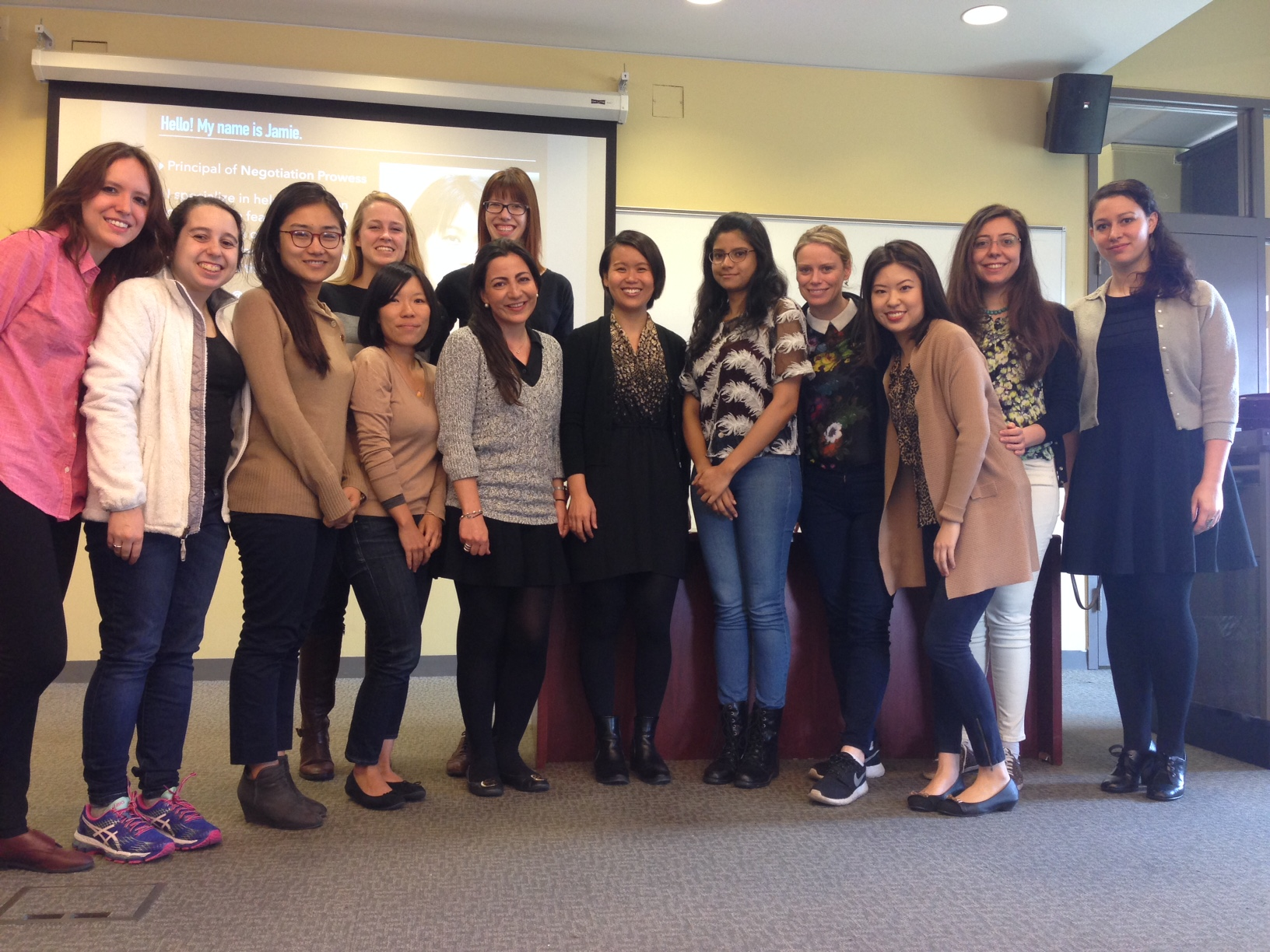 salary negotiation ji eun jamie lee earlier this week i had the delightful privilege of leading negotiation prowess workshop for women grad students at columbia university