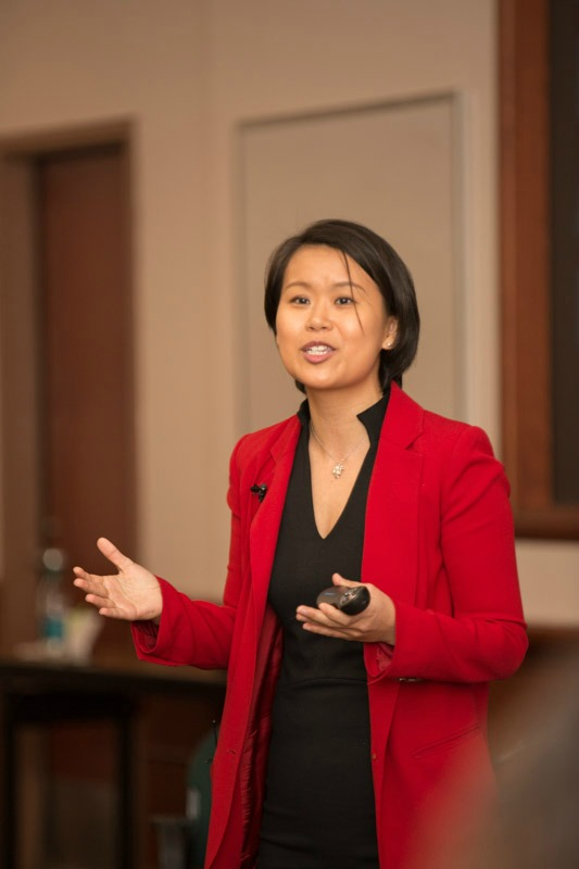 Speaking at Baystate Health Women's Empowerment Summit